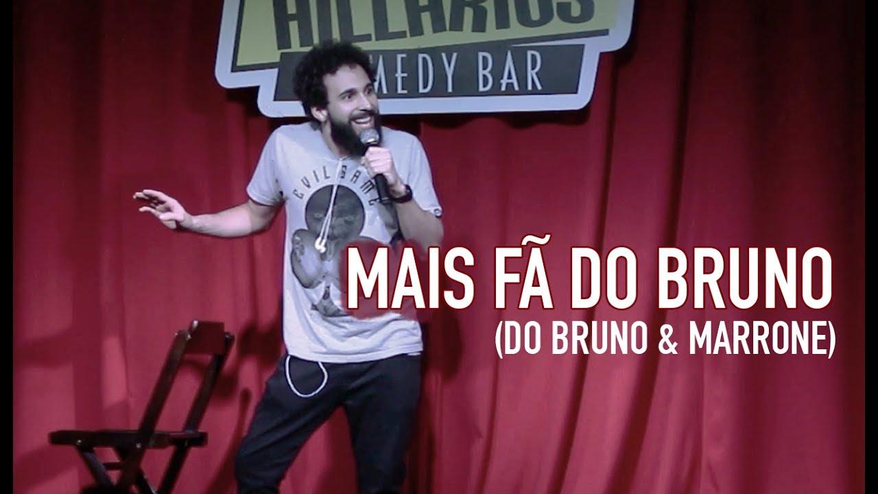 MURILO COUTO - FIQUEI MAIS FÃ DO BRUNO (& MARRONE)