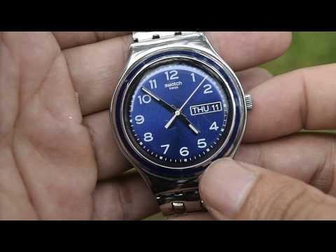 Swatch Swiss IRony Swiss Made V8