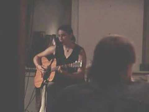 Good Enough By Rose Cousins Live at The Kier Gallery