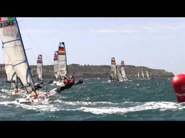Trofeo Princesa Sofia MAPFRE 2013 - Thursday Travel Video