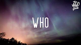 Lauv, BTS -  Who ()