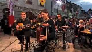 Quartett Claudia Muff-Gwerder in Dublin