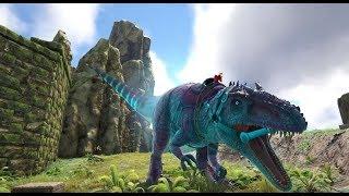 ARK Mod Rồng #2 : Đối Mặt Siêu Khủng Long Bạo Chúa Legendary Giganotosaurus !!
