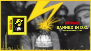 Bad Brains - ROIR - 05 - Banned in D C