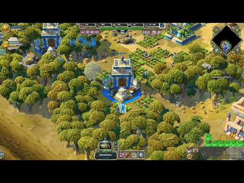 Age of Empires Online NEW Rebellion Athen With Babylon and Egypt