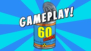 60 Seconds! Gameplay Trailer