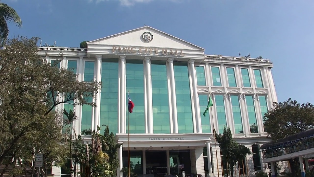 File footage - Pasig City Hall (Pasig; 01-28-2015) HD - YouTube