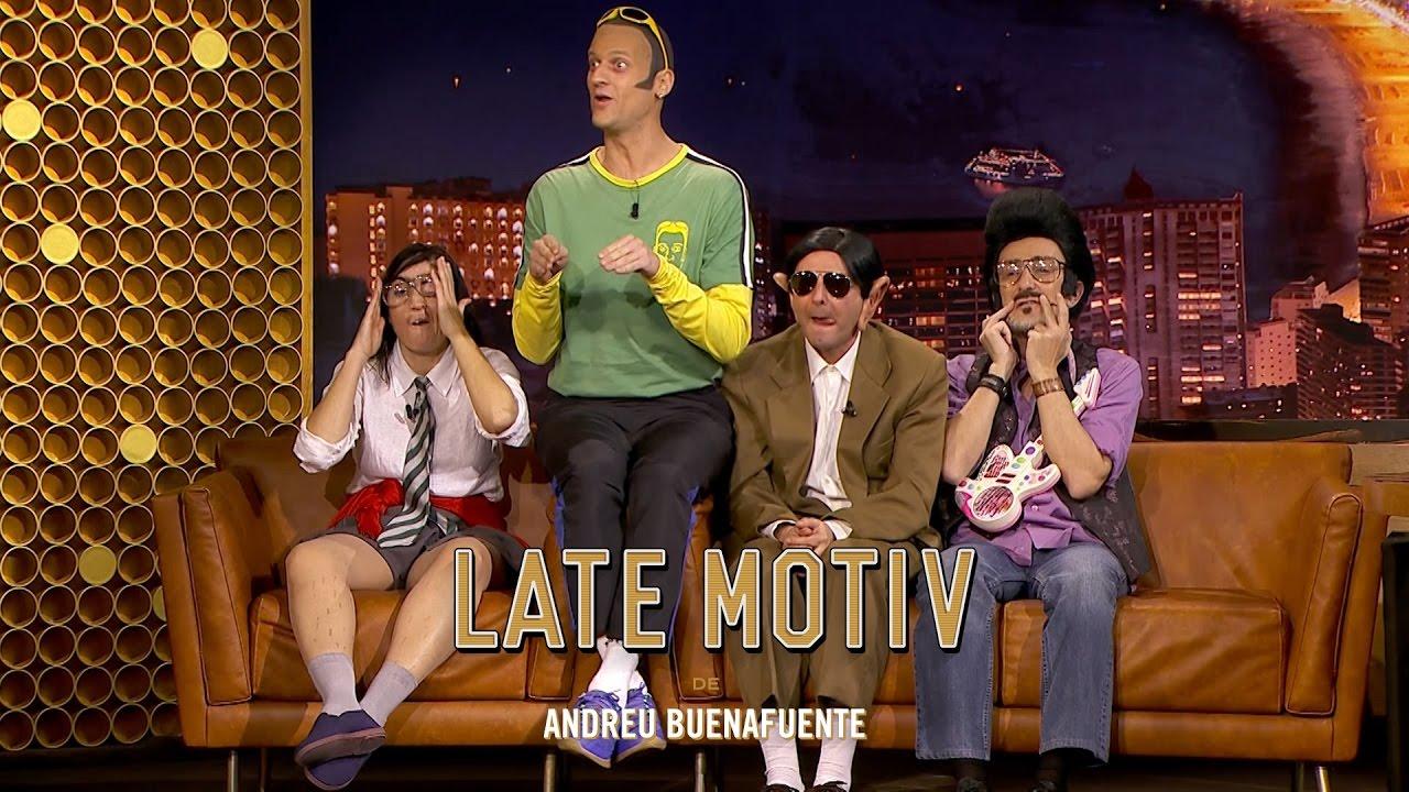 Download LATE MOTIV - 'El reencuentro'   #LateMotivNavidad