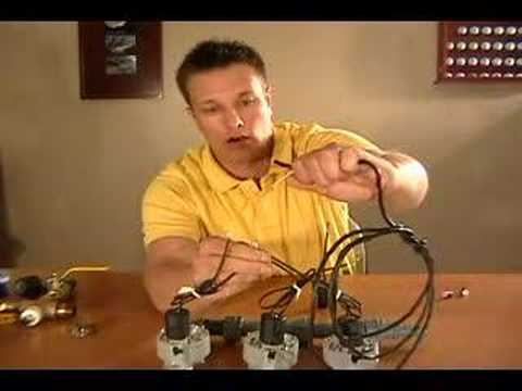 hqdefault automatic sprinkler valve wiring youtube sprinkler valve wiring diagram at panicattacktreatment.co