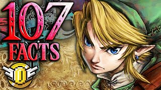 107 Facts About Nintendo's Legend of Zelda Twilight Princess - Super Coin Crew