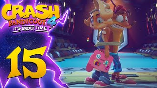 Crash Bandicoot 4: It's About Time ITA [Parte 15 - Clandestini]