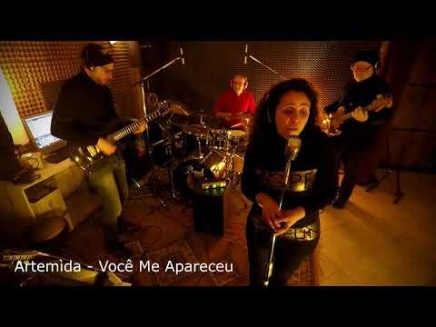 Artemìda  - Voce me Apareceu - Live