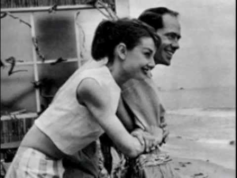 Audrey Hepburn and Mel Ferrer Tribute