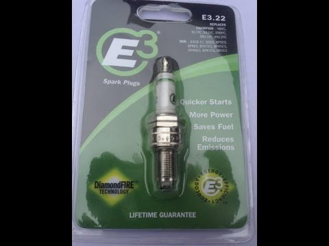 E3 Spark Plug Review - Comparing Spark Plugs in a Powerland Portable Natural Gas Generator