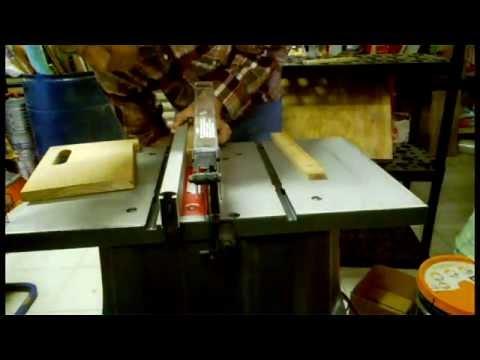 Sierra de Mesa Craftsman 21802 que hay en la caja- Unboxing craftsman tablesaw