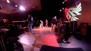 NOTHING TO OFFER GoPro cam at Murray Hill Theatre 1-24-2014