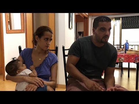 شاهد: علي ومريم يحلمان بمستقبل أفضل لابنتهما في أوروبا  - نشر قبل 2 ساعة