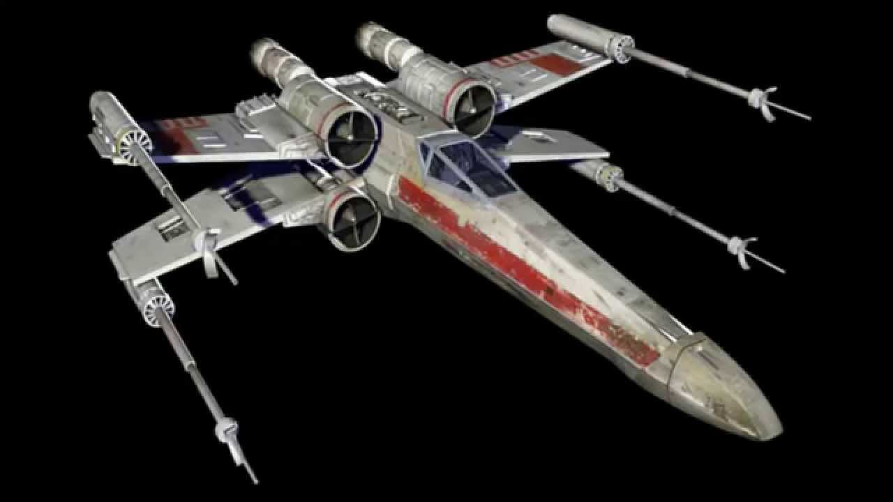star wars x wing ambient engine sound for 12 hours youtube. Black Bedroom Furniture Sets. Home Design Ideas