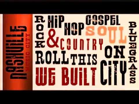 Nashville is Music City