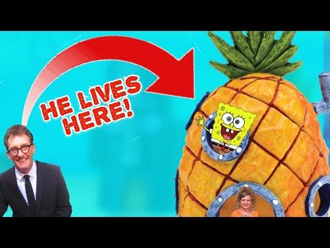TOM KENNY Voice of SPONGEBOB & Adventure Time's ICE KING Chat + ROWLEY ROBERT CAPRON DOAWK!