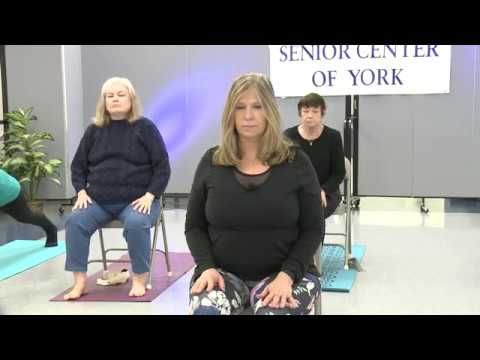 Exercise For Life With The Senior Center Of York Yoga Tai Chi Episode 2 Youtube