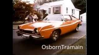 1974 AMC Matador Commercial - Car & Drivers Most Beautiful Car of 1974