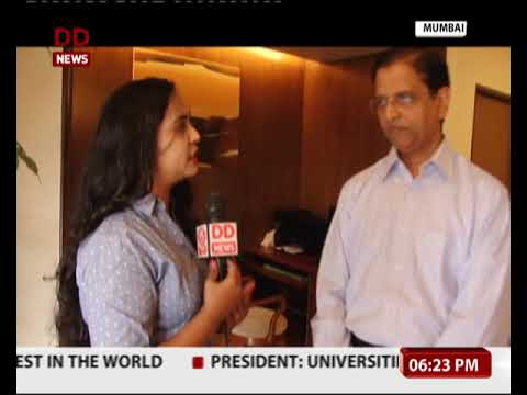 Secretary of the department of economic affairs Shubhas Garg exclusive interview with DD News