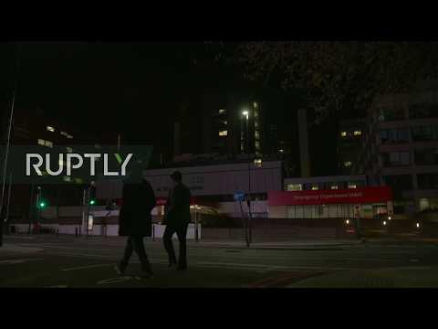 LIVE: Boris Johnson taken to London hospital over COVID-19 symptoms