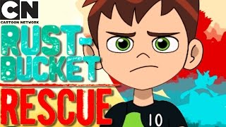 Ben 10 | Rustbucket Rescue Playthrough | Cartoon Network