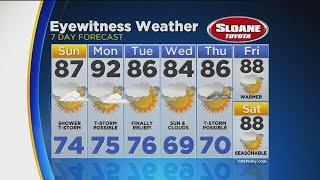 Chelseas Sa Ay Night Forecast July