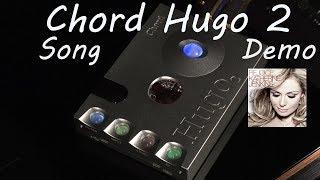 Chord Hugo 2 Katherine Jenkins Rejoice Live Recorded Chord Electronics Dac Review