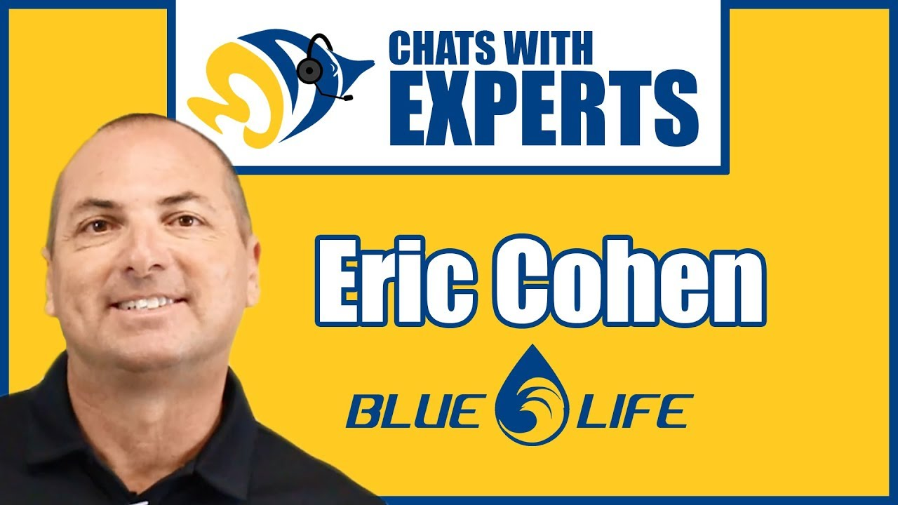 Eric Cohen, Blue Life: Practical Solutions for Controlling Nutrients | MD Chats with Experts #2 Thumbnail