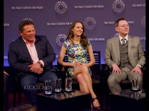 Amy Acker, Person of Interest, Paley Center panel, 4/13/15