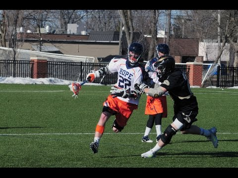 NCAA D3 Men's Lacrosse - Hope College v. DePauw University