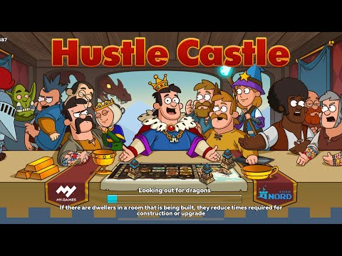 Hustle Castle #105 - Beginner Guide To Setting Up Your Fighters