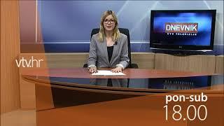 VTV Dnevnik najava 19. siječnja 2019.