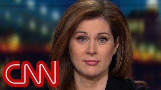 Erin Burnett reacts to Trump's words that ended meeting: You can't say that
