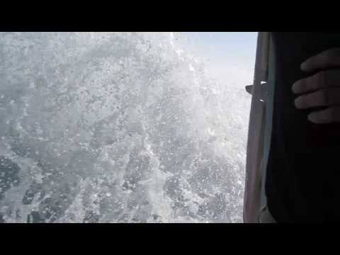 Thursday Island Trip Big Waves