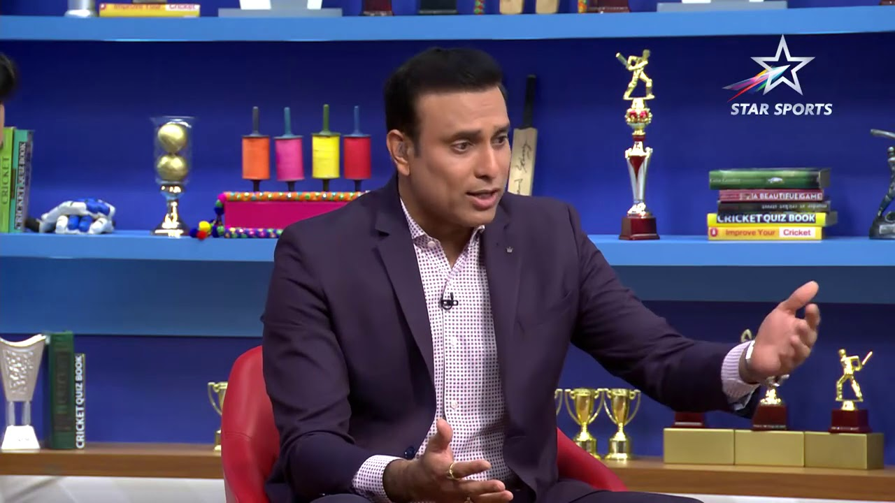 Cricket Connected | VVS Laxman on the Motera pitch