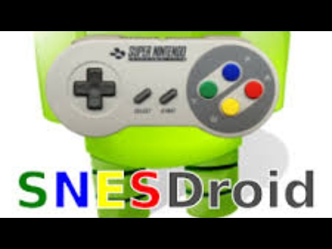 How To Play Super Nintendo On Android Device
