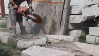 Алмазная резка бетона(, 2013-07-14T12:08:51.000Z)