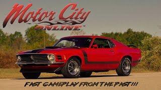 MotorCity Online (2001) | Ultra™ Gameplay