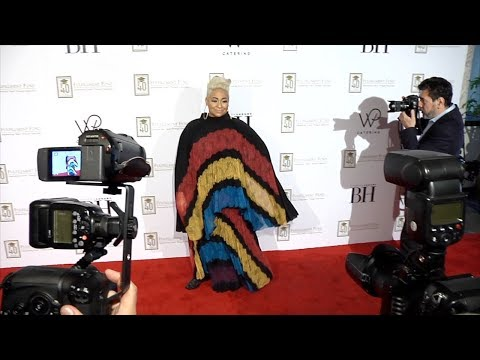 Raven-Symone 'A Legacy of Changing Lives' Gala Red Carpet