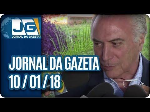Jornal da Gazeta - 10/01/2017