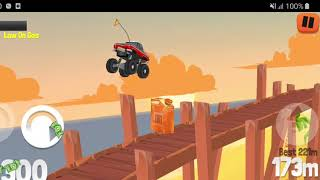 Endless Truck - Monster Truck Racing Games Free - Racing game by Famobi - Gameplay