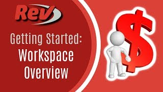 Rev.com Captioning Workspace Overview Tutorial and Review
