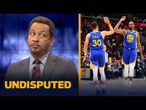 Chris Broussard reacts to Kobe's message to Warriors fans, talks Lakers future | NBA | UNDISPUTED