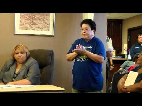 2015-09-02 : Carrizo Springs City Council Meeting