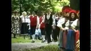 """""""Schwarzwald Wanderlied""""  LK Enzweihingen (Werner Dippon) Lieder der Heimat 1989"""