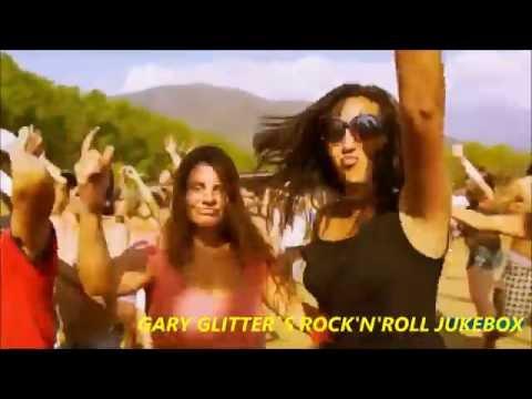 Gary Glitter - Rock And Roll Part 2 Remix VJ`VID-EDIT 2016